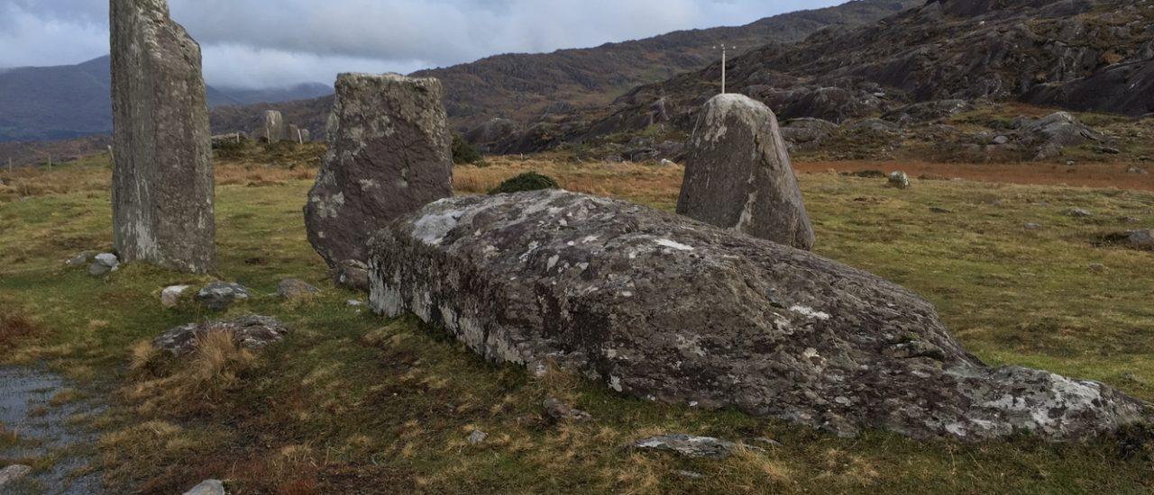Cashelkeelty Stone Circle