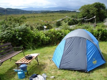 This image has an empty alt attribute; its file name is Campsite-1.jpg